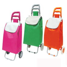 Sunshine Lightweight Foldable Wheeled Shopping Trolley