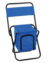 Useful Design Air Bag Different Sizes Available Foldable Fishing Steel Tube Chair with Ice Bag