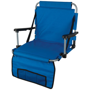 Outdoor Stadium Chair/heavy Duty Stadium Seat with Armrest